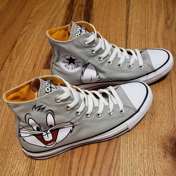 6b2cce956fbb72 Converse Other - Converse Chuck Taylor All Star Bug Bunny